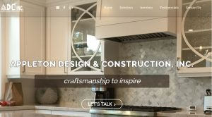 Appleton Design & Construction, Unique Concepts, Web Design, SEO, Social Media
