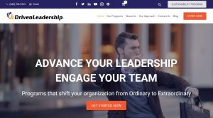 Driven Leadership, Driven For Life, Unique Concepts Online, Web Design, SEO, Social Media